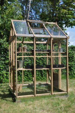 Royal Well Greenhouse Muscat 66 - 185cm x 180cm (safety