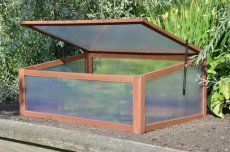 Royal Well Sweet Tomato broeikas - 65cm x 100cm (polycarbonaat 4mm)