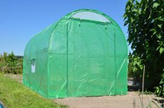 Royal Well Green Rocket Galva folietunnel folieserre - 200cm x 300cm x 200cm
