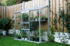 Royal Well Wall Garden 62 Lean-To - 194cm x 69cm (tuindersglas 3mm)