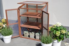 Royal Well Rosemary's Choice patioserre - 76cm x 59cm (polycarbonaat 4mm)
